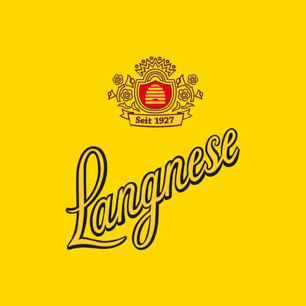 Langnese Honig Logo