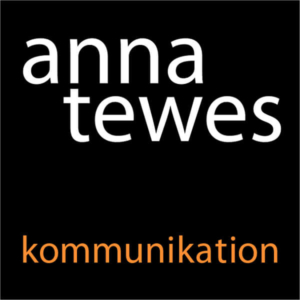 Logo Anna Tewes Kommunikation