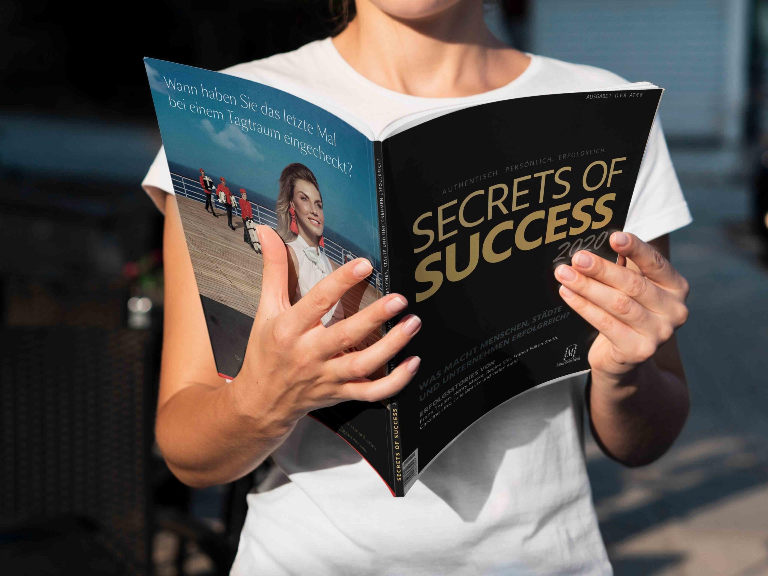 Secrets of Success Zeitschrift