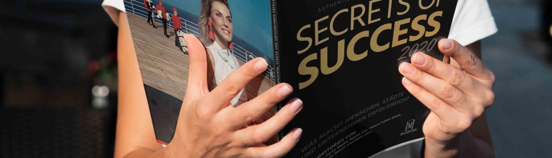 Secrets of Success, das Magazin