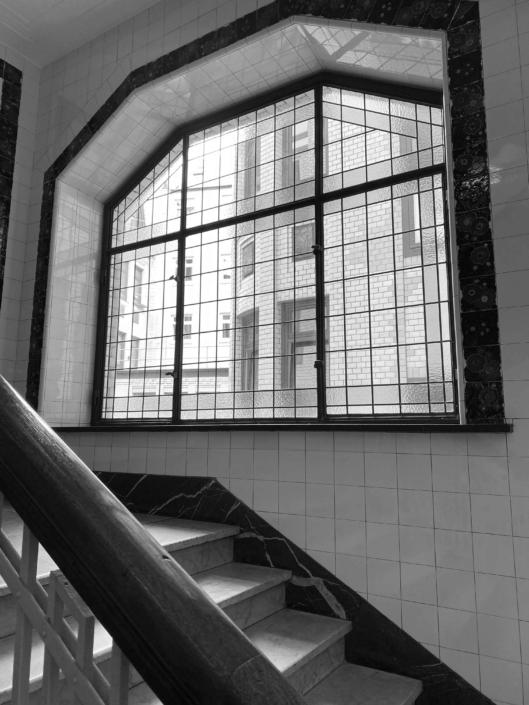 Treppenhaus Poststraße, Hamburg